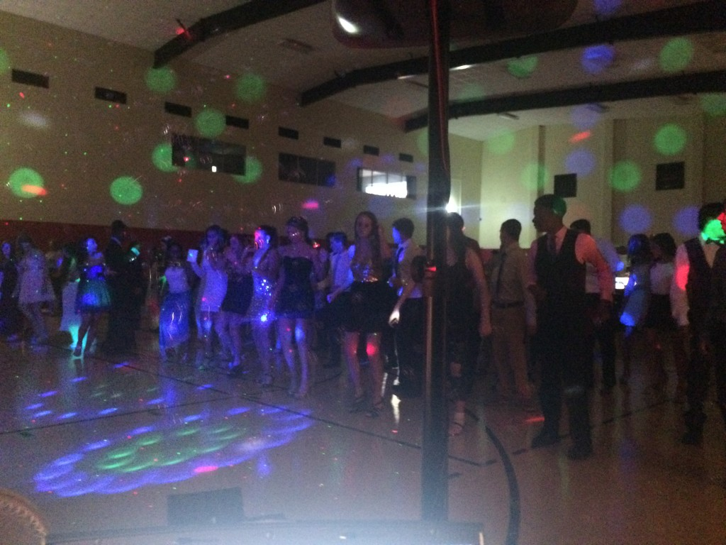 Jewett Academy             8th Grade Prom