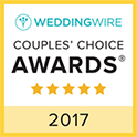 2017 weddingwire award