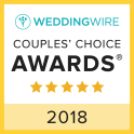 2018 weddingwire award